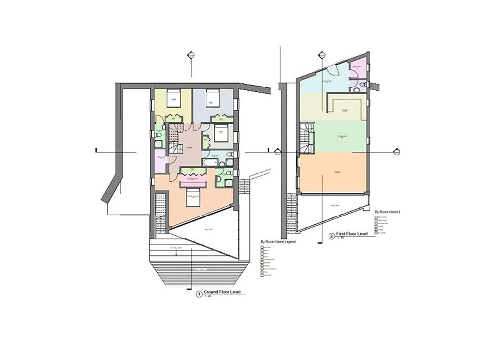 park zeath property development floor plans