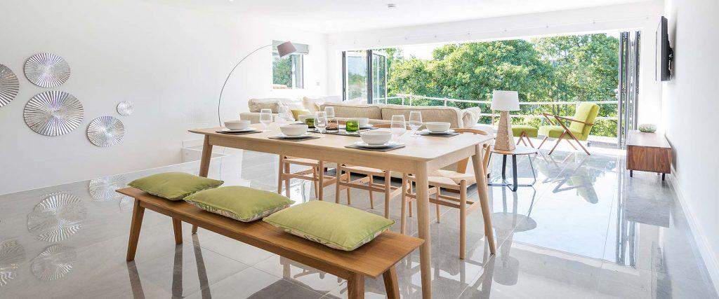 property development Polzeath dining room